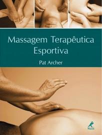 Livro Massagem Terapeutica Esportiva Pat Archer