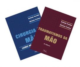 Livro Coleção Cirurgia e Traumatismo da Mao 2 Vols. Pardini