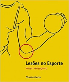 Livro Lesões no esporte
