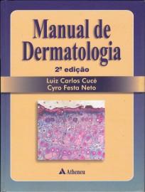Livro Manual De Dermatologia