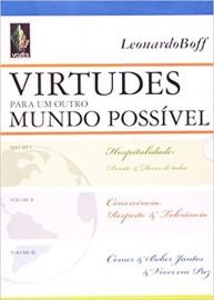 Virtudes Para Um Outro Mundo Possível (Caixa Com 3 Volumes)