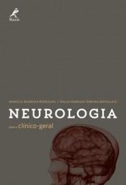 Livro Neurologia Para O Clinico-geral Rodrigues, Marcelo Mashura