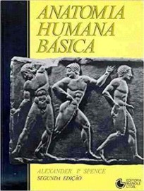 Livro Anatomia Humana Basica - 2ª Edicao Spence, Alexander