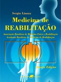 Livro Medicina de Reabilitação Sérgio Lianza