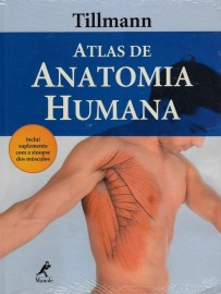 Livro Atlas De Anatomia Humana Tillmann, Bernhard 8520424449