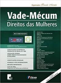 Vade-mécum - Direito das Mulheres (Português) Capa dura – 6 Julho 2018 por Fernanda Marinela - 854500494X