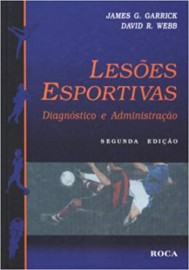 Livro Lesões Esportivas: James G. Garrick   8572413294