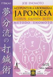 Livro Acupuntura Abdominal Japonesa método Enomoto