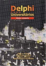 Livro Delphi Para Universitários (edição Compacta Zamboni, Lincoln