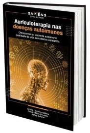 Livro Auriculoterapia Nas Doenças Autoimunes - Silvério-Lopes
