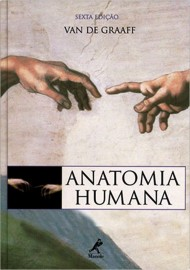 Livro Anatomia humana Van de Graaff