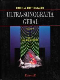 Livro Ultra Sonografia Geral -  Carol A. Mittelstaedt