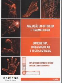 Livro Avaliação Em Ortopedia e Traumatologia