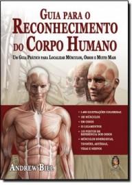 Livro Guia para o reconhecimento do corpo humano