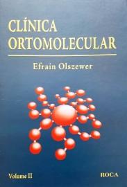 Clinica Ortomolecular Volume II OLSZEWER, EFRAIN 8572414835
