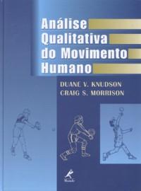Livro Análise qualitativa do movimento humano